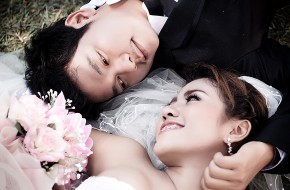 ถ่ายรูป Pre-Wedding – อ้อม+บอย