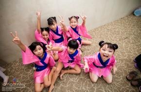 ถ่ายรูป Mini Concert ?I & 9 Princesses? (เบื้องหลัง)