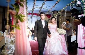 Wedding Reception : P&B @Thai CC Tower