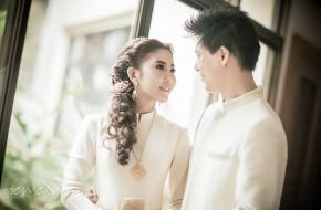 Wedding Ceremony : งานพิธีเช้า@โรงแรมมณีจันทร์