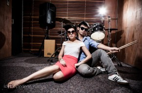 Pre-Wedding – Mini Concert Style