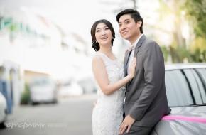 Wedding Ceremony : Da & Ton