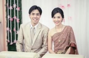 Wedding Ceremony : งานหมั้นเช้า Fai & Ake