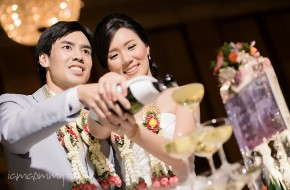 Wedding Reception : Fai&Ake @Swissotel Le Concorde