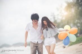 Pre Wedding – Ploy & Ole'