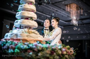 Wedding Reception : Praew & Man