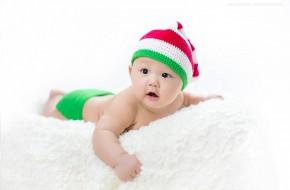 ถ่ายรูปเด็ก : น้องต้นกล้า 150 วัน