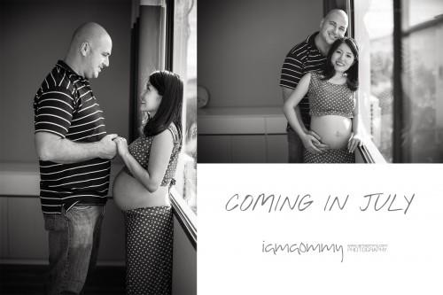 ถ่ายรูปคุณแม่ตั้งครรภ์-ถ่ายรูปครอบครัว