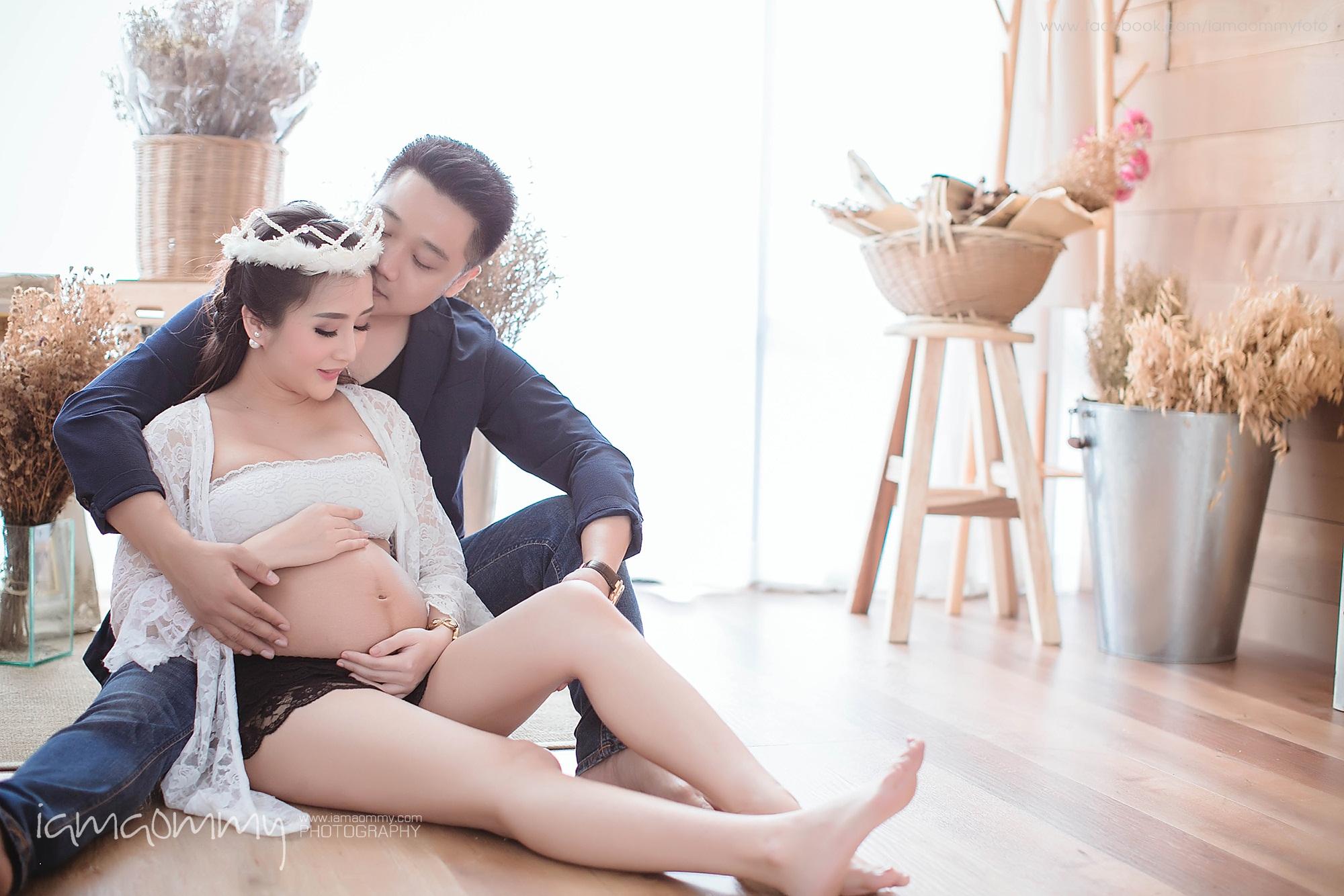ถ่ายรูปคุณแม่ตั้งครรภ์_Namfon_030