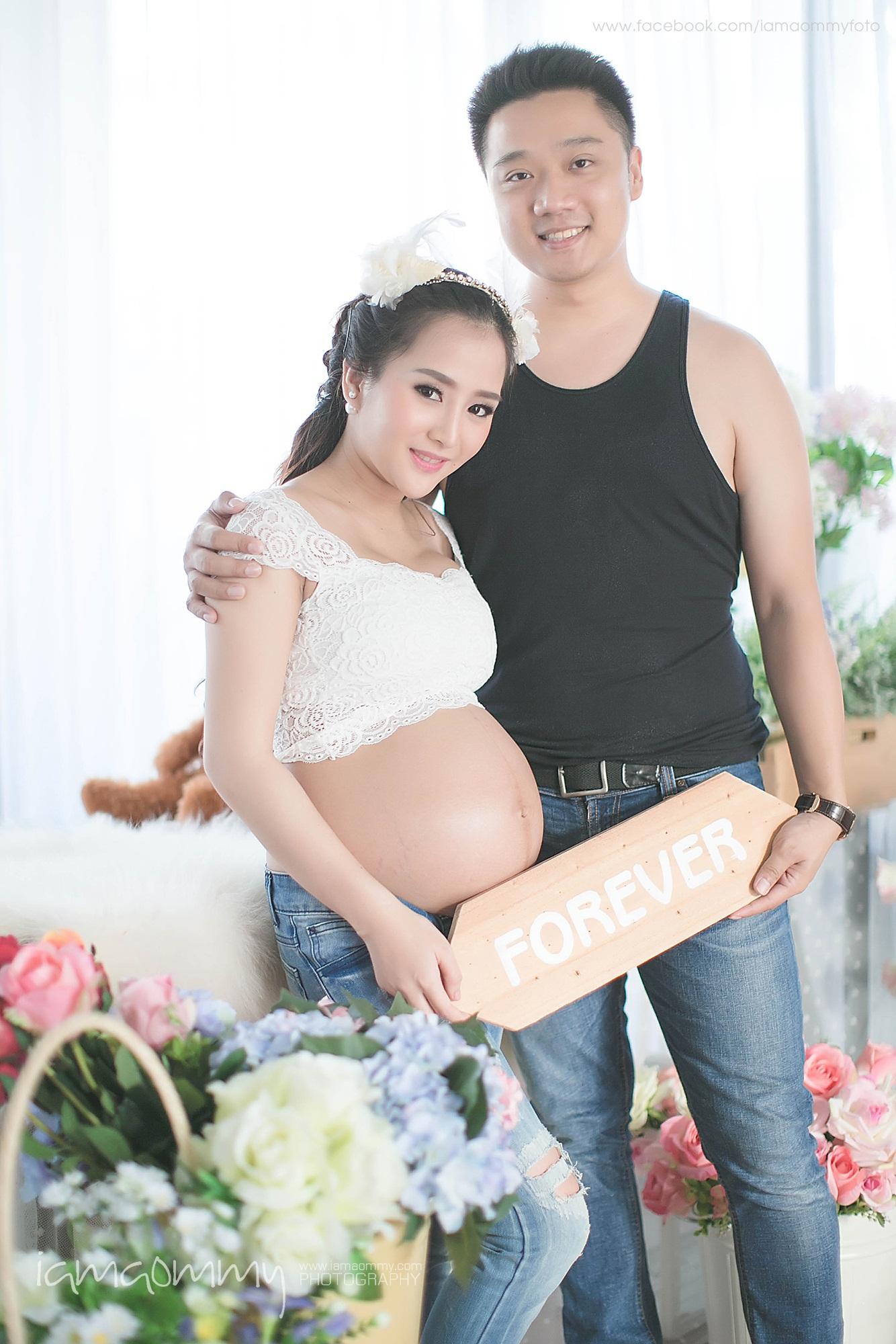 ถ่ายรูปคุณแม่ตั้งครรภ์_Namfon_115
