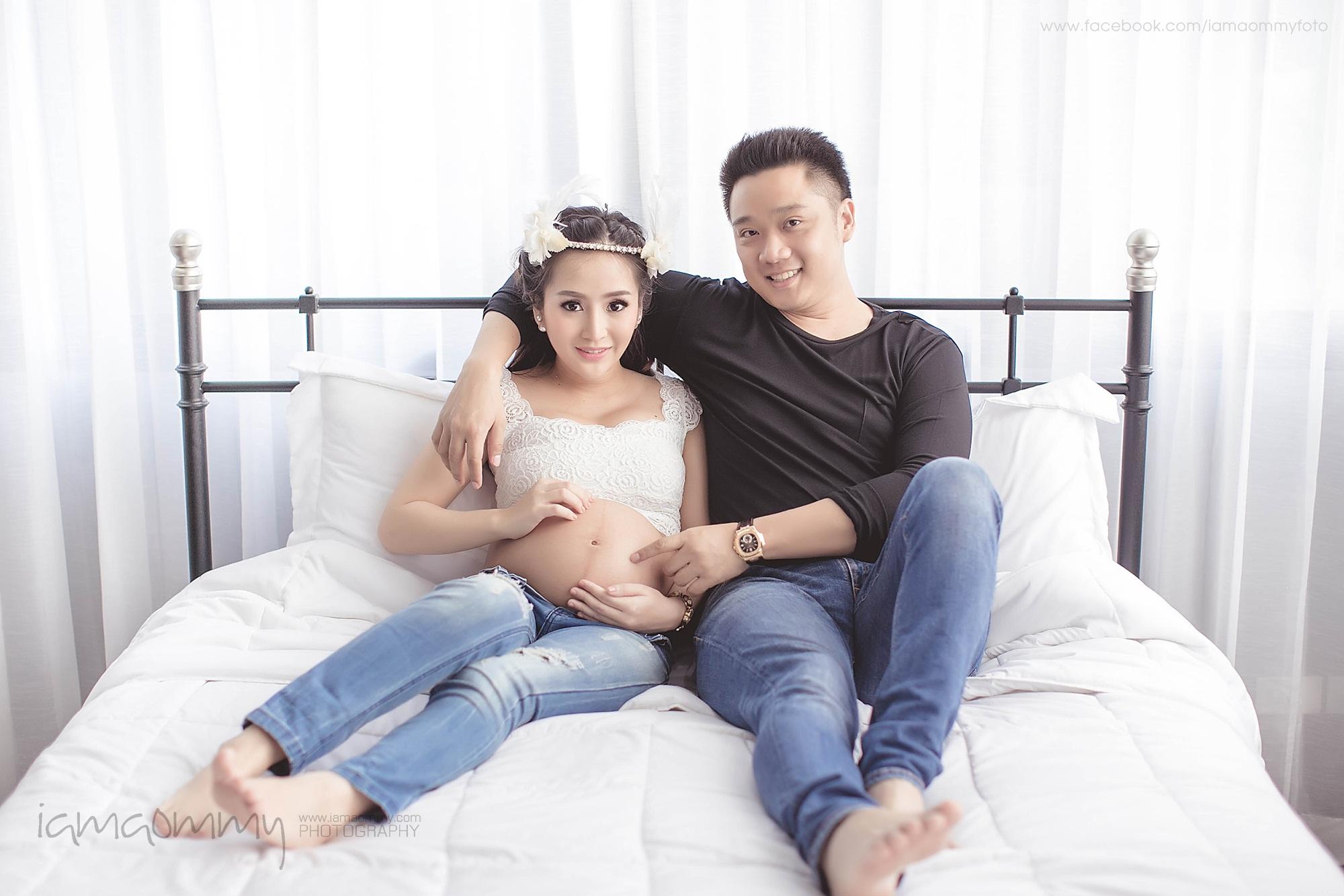 ถ่ายรูปคุณแม่ตั้งครรภ์_Namfon_136